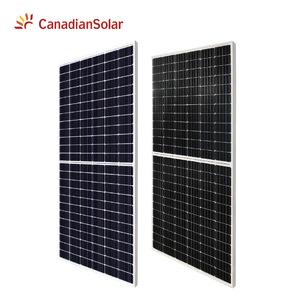 Canadian Solar PV Panels Lusaka Zambia