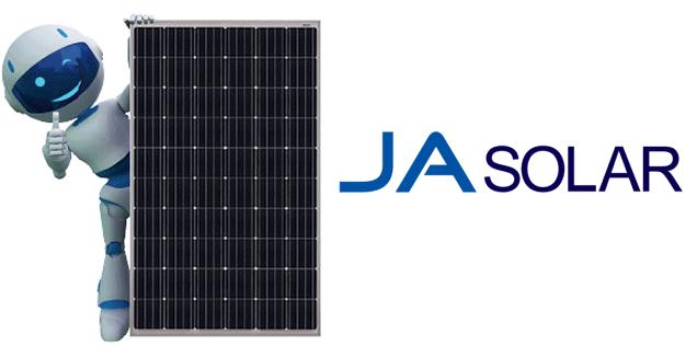 JA Solar panels Lusaka Zambia